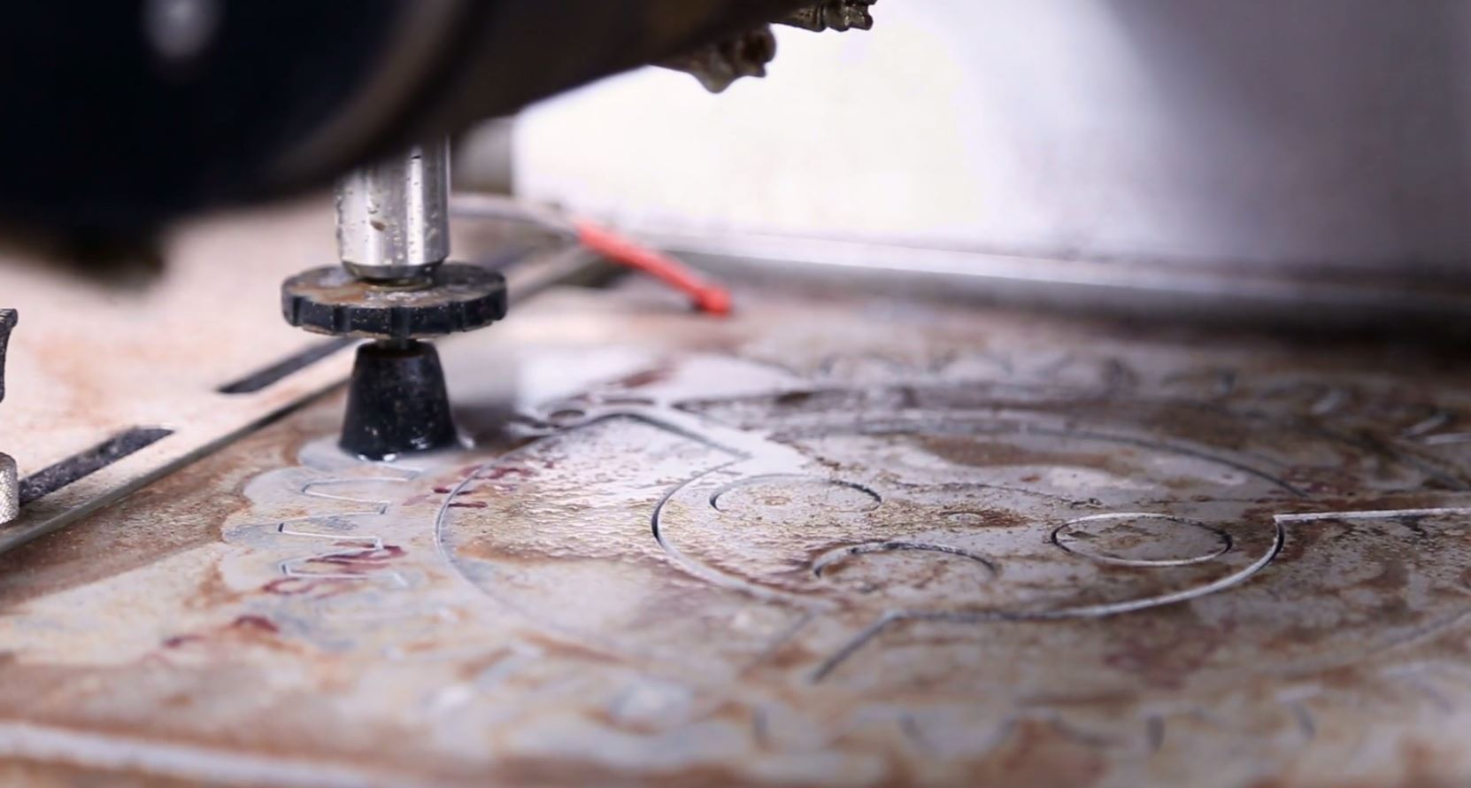 Omax Introduces Personal Waterjet