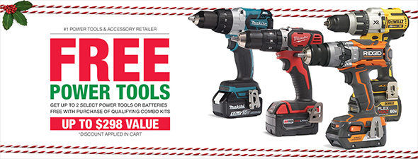 here's where to look for black friday deals on tools | make: