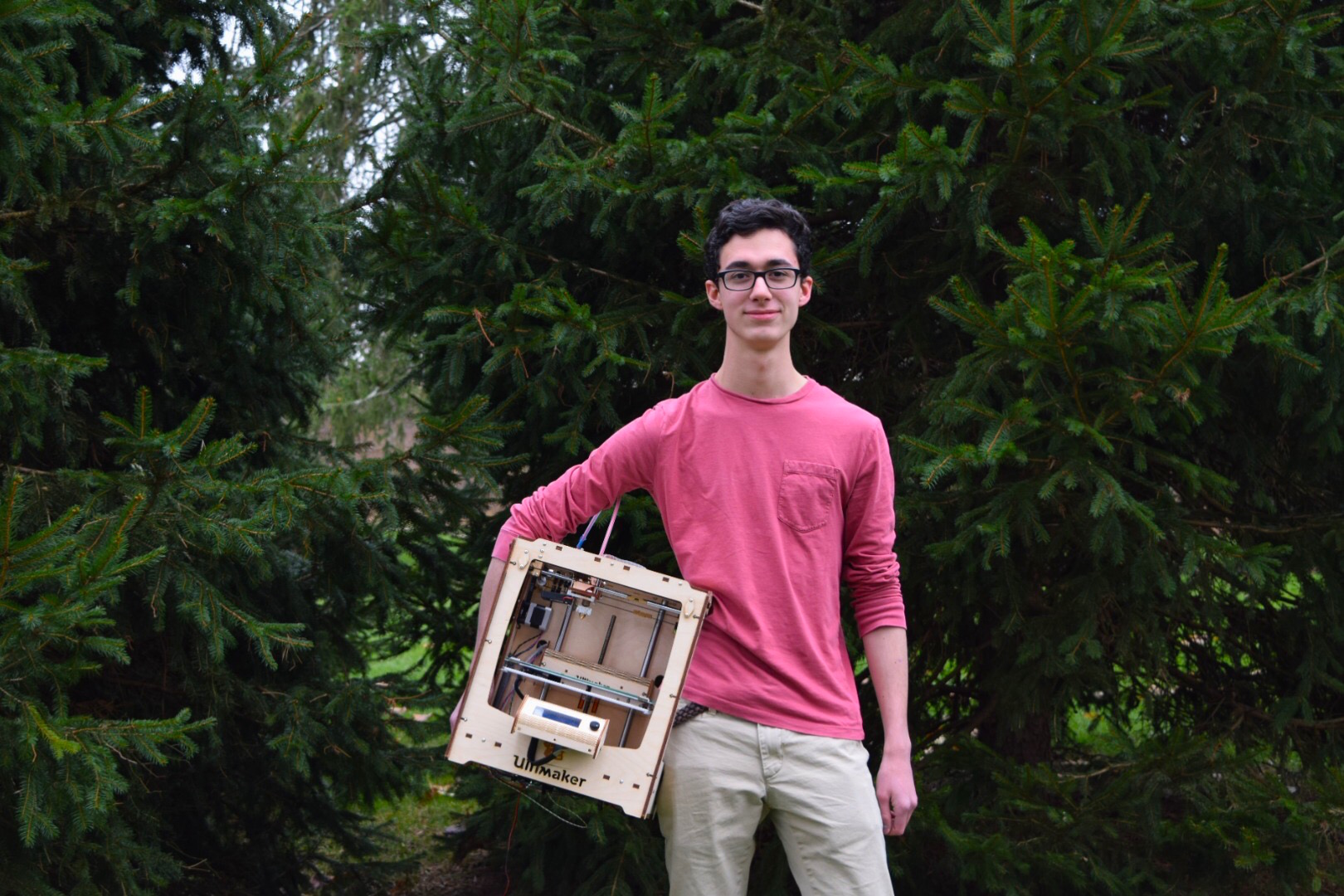 Maker Spotlight: Aidan Leitch