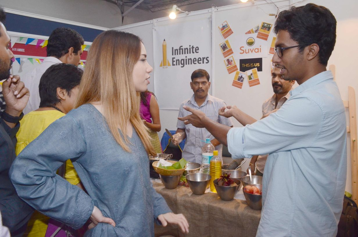 Edible Innovations: Meet the Foodies of Maker Faire Bengaluru