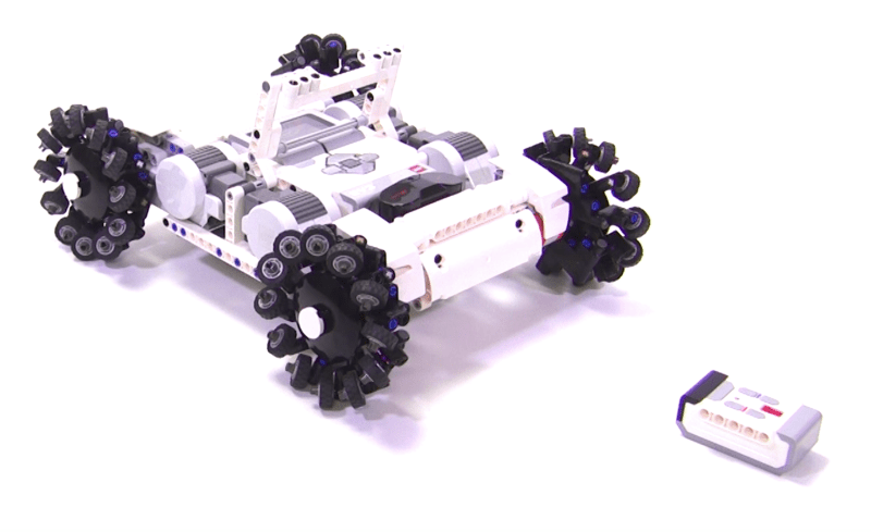 This Week in Making: Touch Screen Table, Lego Rover, and DIY Electric Longboard