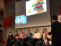 A great panel on the future of food, with topics ranging from insects as protein to maker tech for farmers