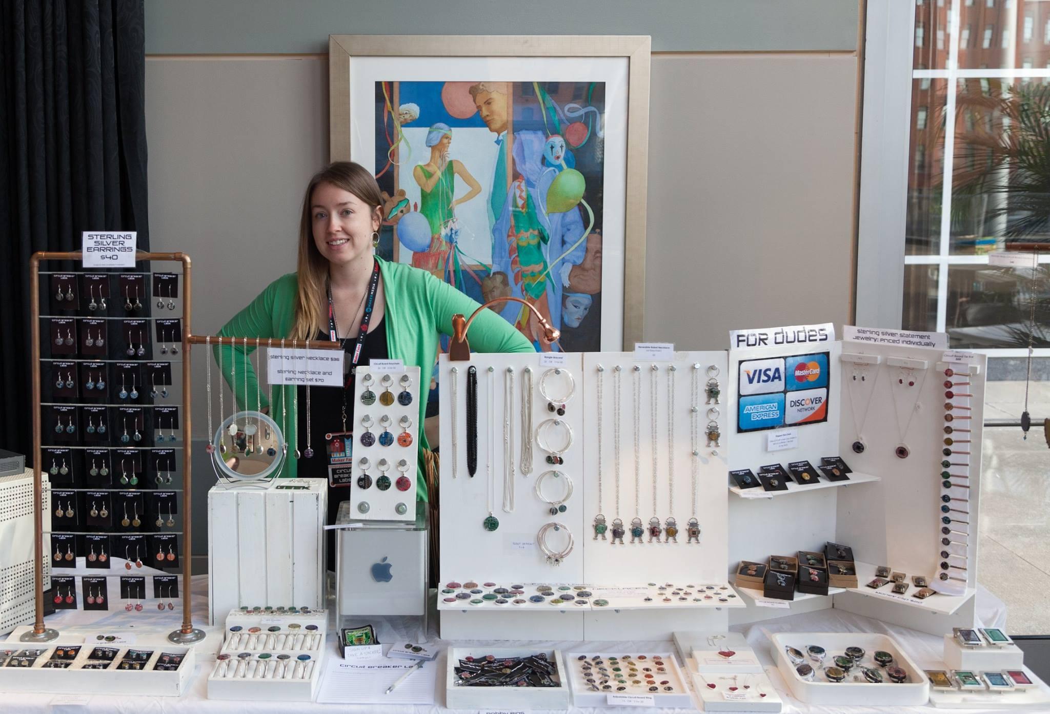 Maker Spotlight: Amanda Preske