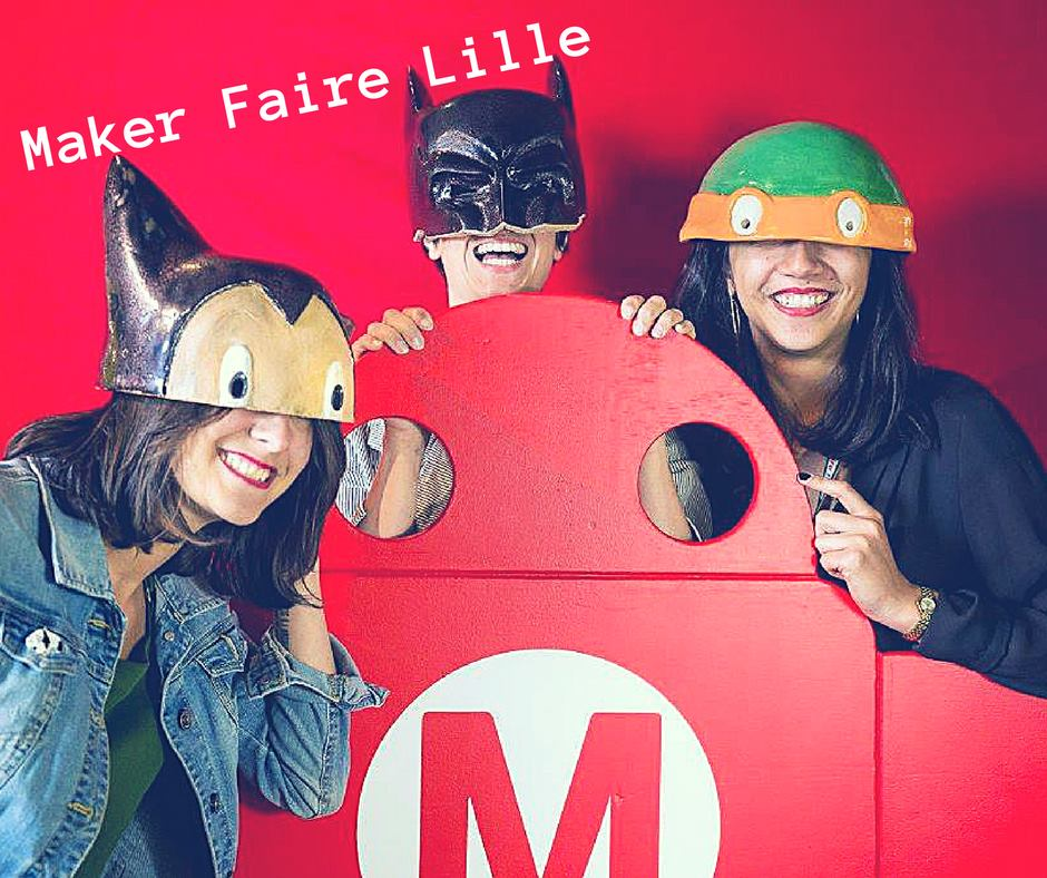 From DIY Boomboxes to Bluetooth-Connected Toilets, the Future is Maker-Made at Maker Faire Lille