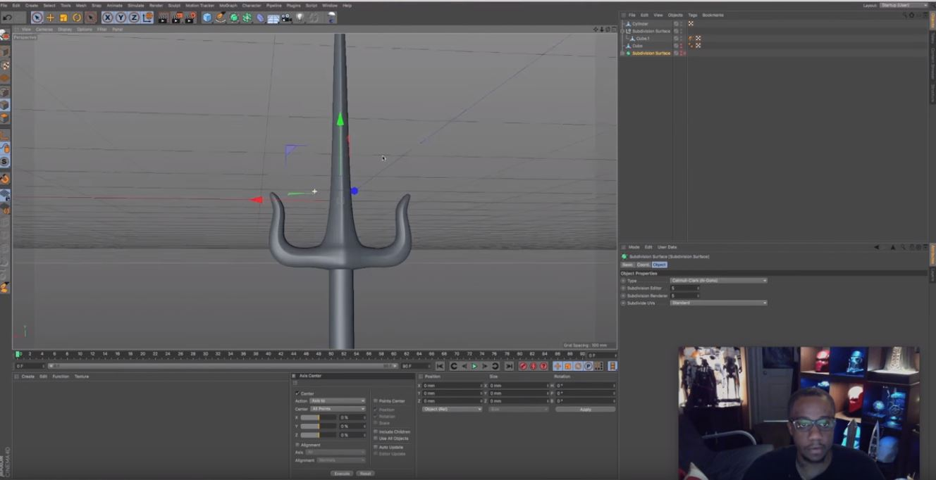 Learn to Model in Cinema 4D for 3D Printing