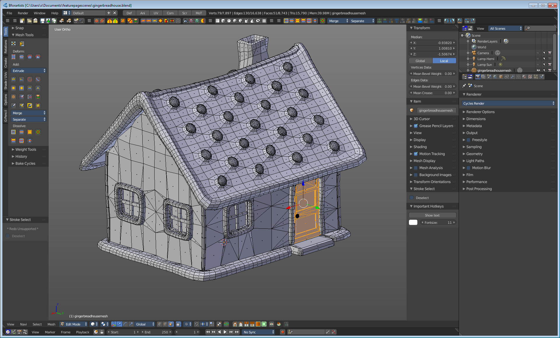 BforArtists Takes the Pain Out of Blender's Interface   Make: