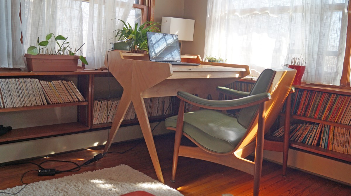 Is My Mid Century Modern Desk An Homage or a Cheap Knock Off?