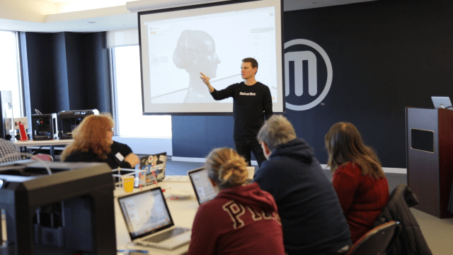MakerBot Launches New Educator Certification Program