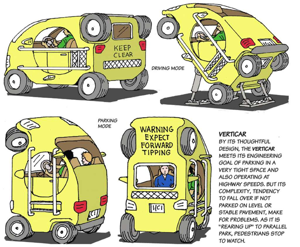 """Patent Depending, The """"Nonsense"""" Inventions of Steven M. Johnson at Maker Faire"""