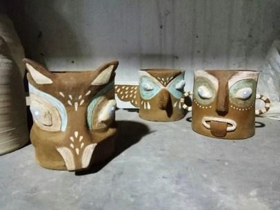 Ili Likhaan Ceramics workshop