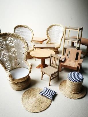 Philippine Heritage mini furniture_3