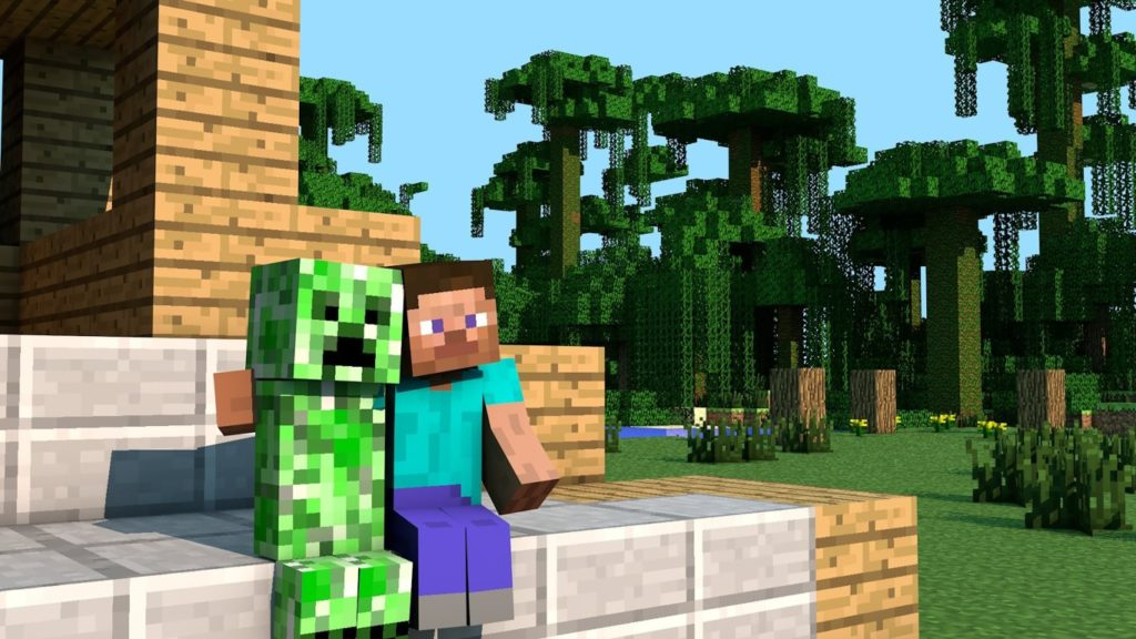 Craft a minecraft creeper robot make begin by taking a look at the creeper in game just be sure to stick to creative mode or you may find yourself getting blown up solutioingenieria Choice Image