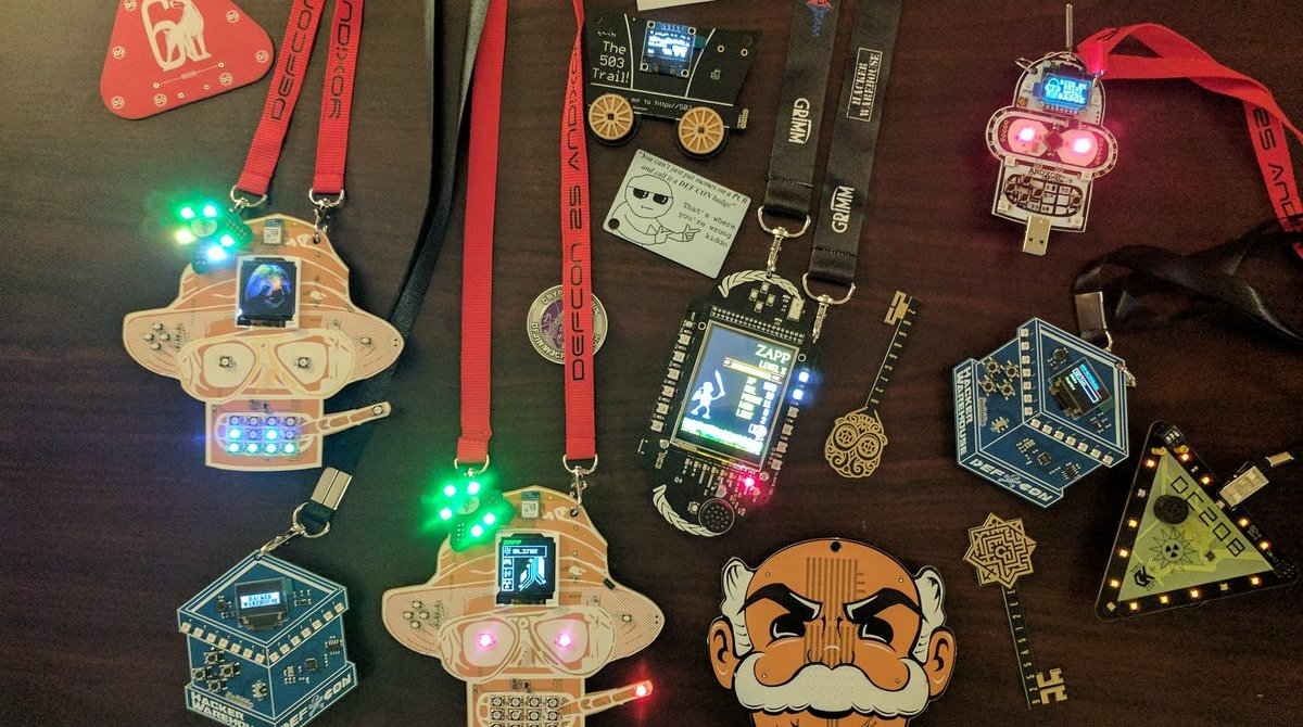 Badgelife: Where Art And Electrical Engineering Collide