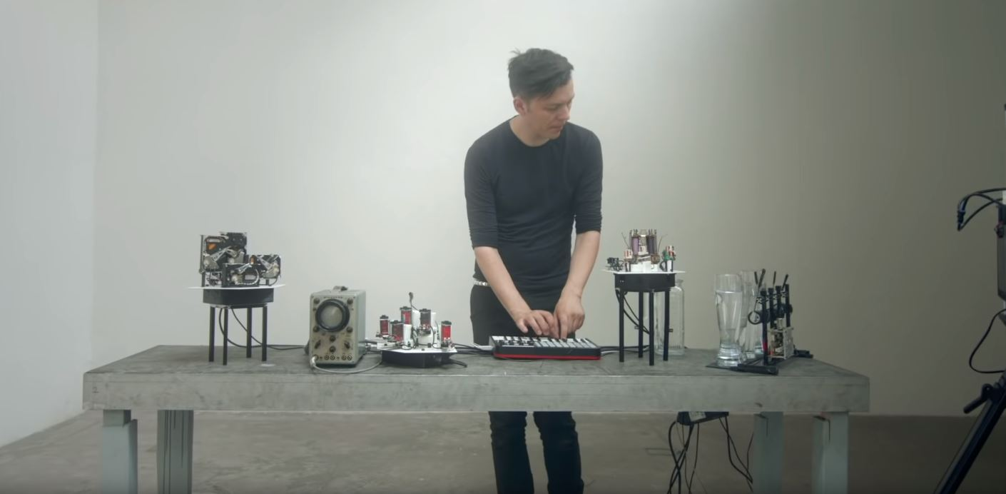 Learn To Make Robotic Music With Moritz