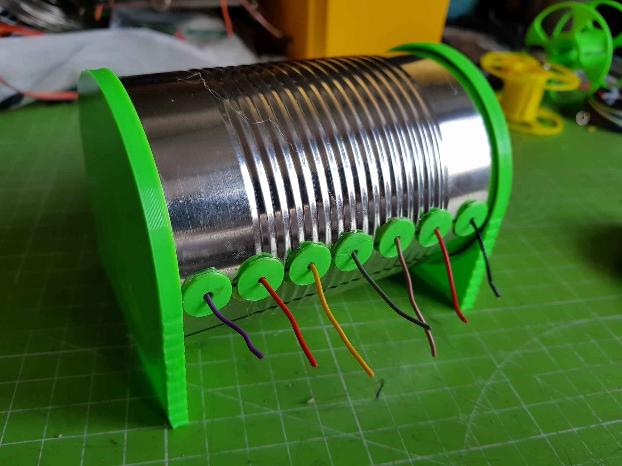 Tips of the Week: Soaking Out Rust, Picking an Arduino, Wire Wrangling, Reorganize and Be Happy