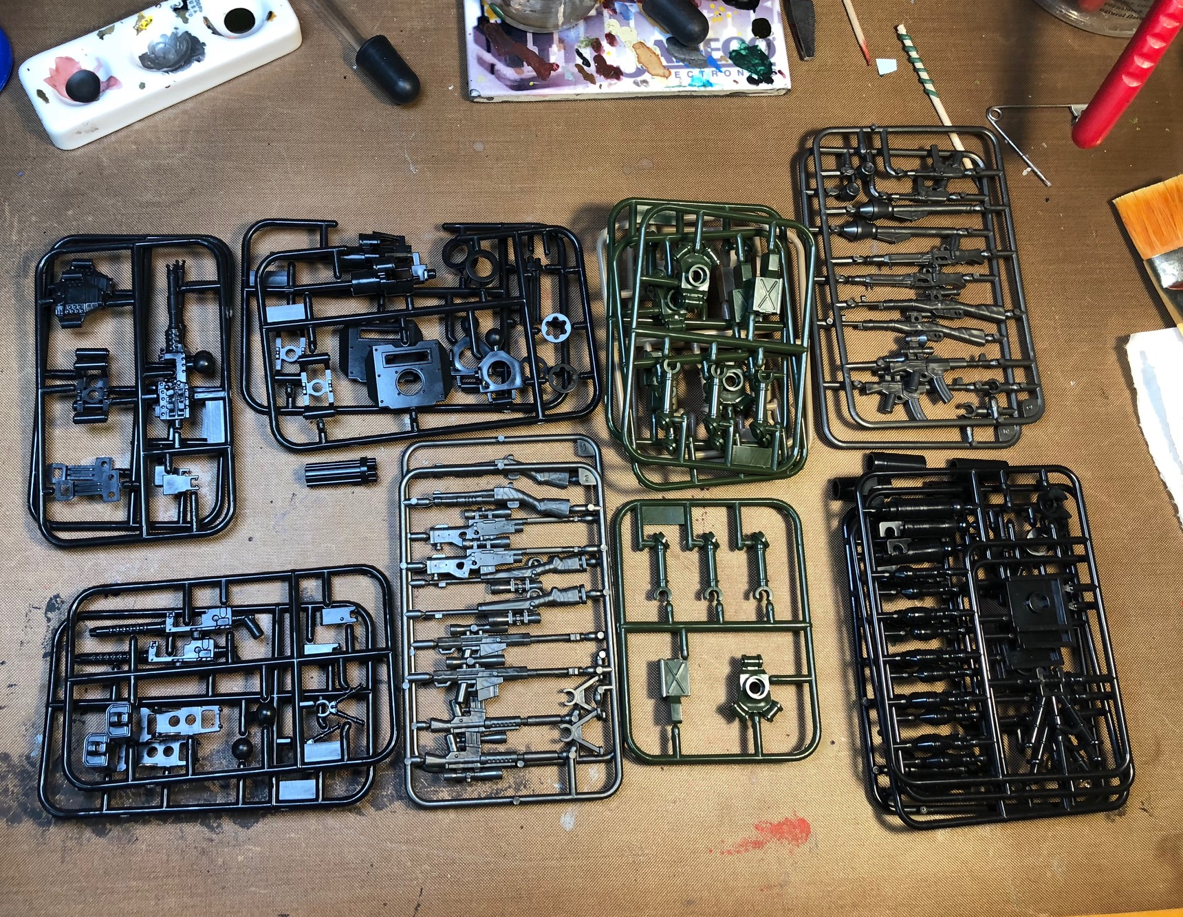 Converting Die Cast Toy Cars into Post-Apocalyptic Combat Vehicles