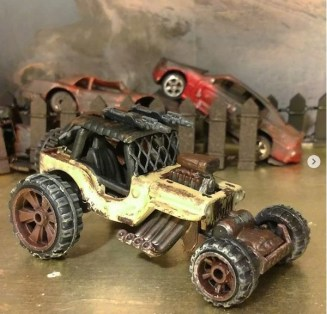 Jeepster by Gaslandscars