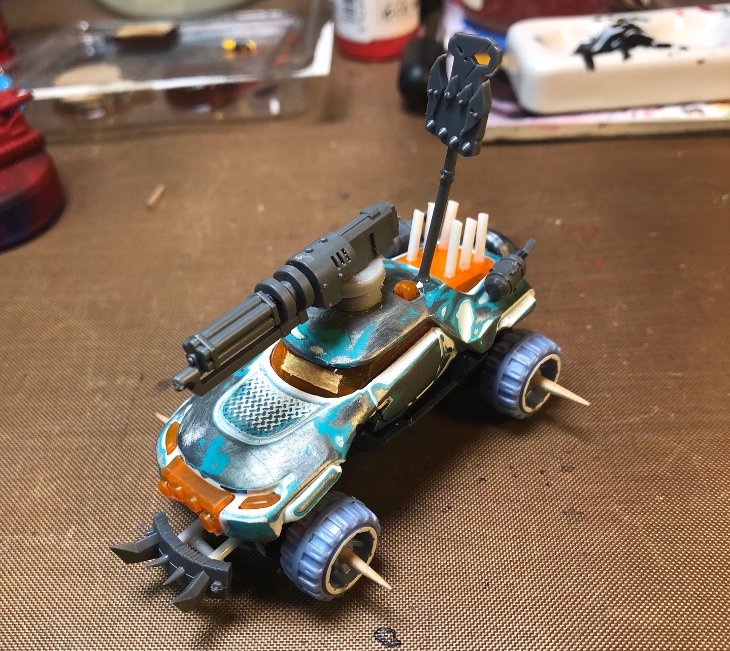 Get Your Custom Hot Wheels Entered In Our Hot-Mods Contest