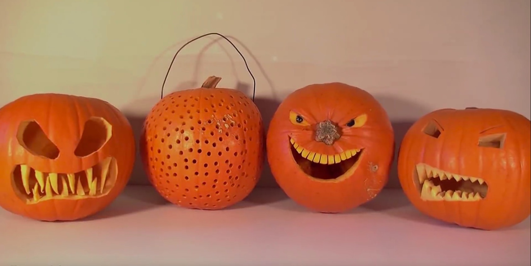 Easy, Effective Pumpkin Carving Tricks
