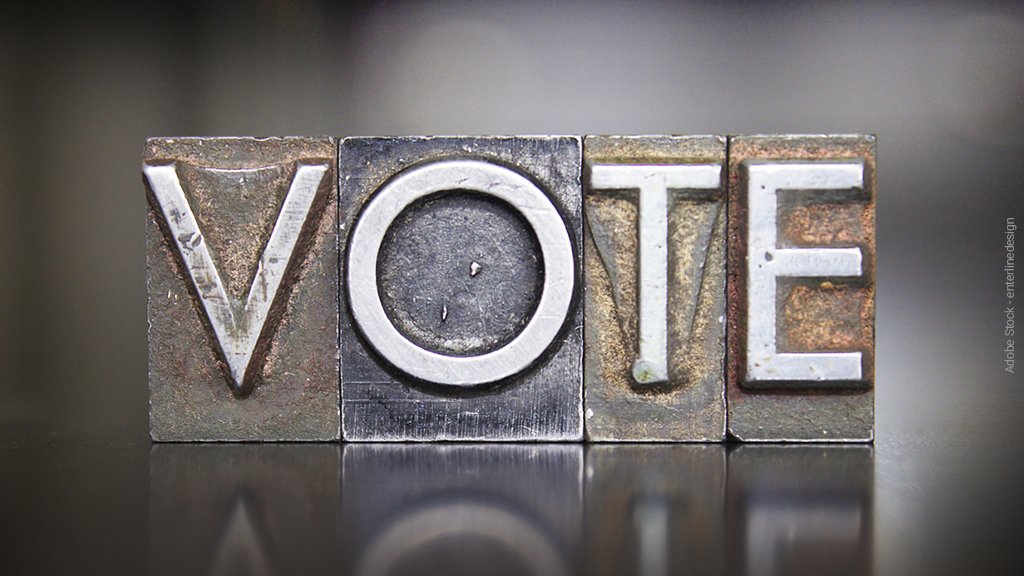 Make: Encourages You to Vote