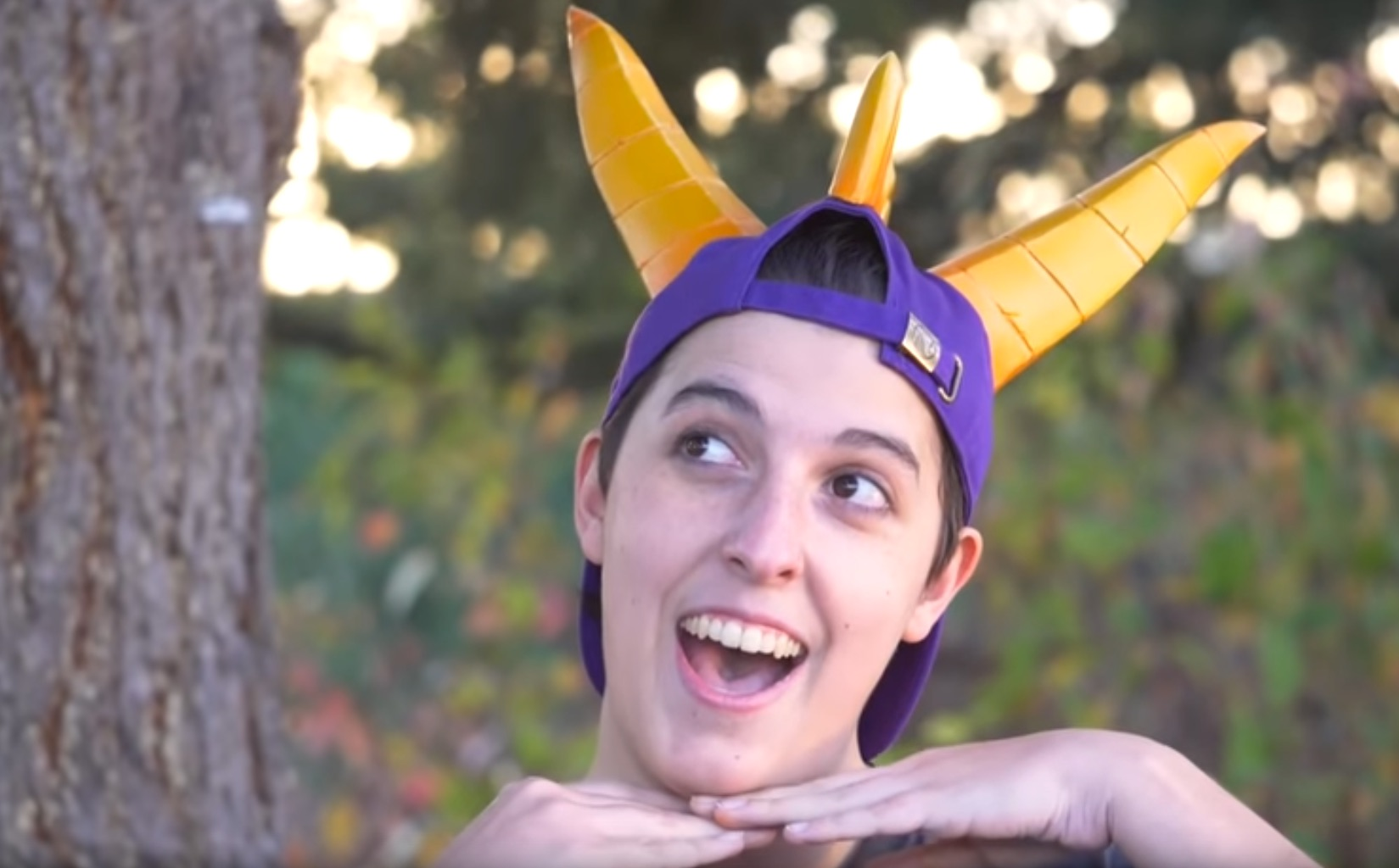 61cde6d3f Making a Spyro the Dragon Hat – IoT Expert