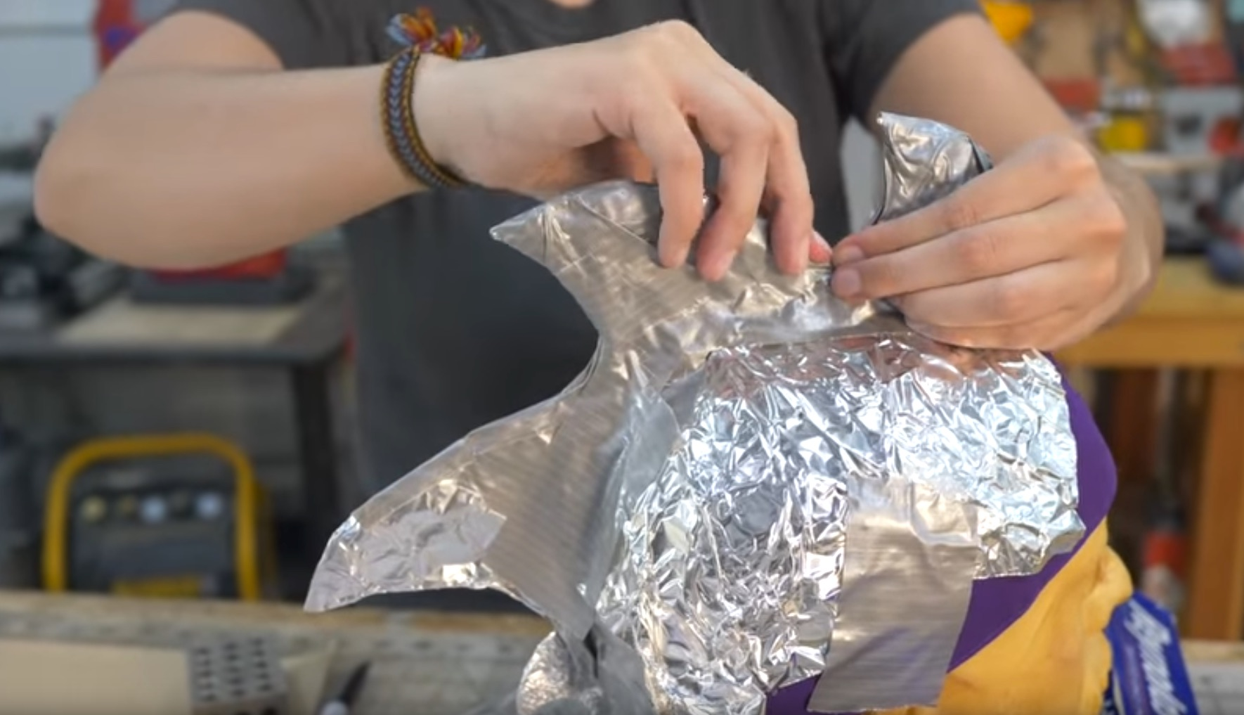 Tips of the Week: Chop Saw Tips, Improving a Cheap Airbrush