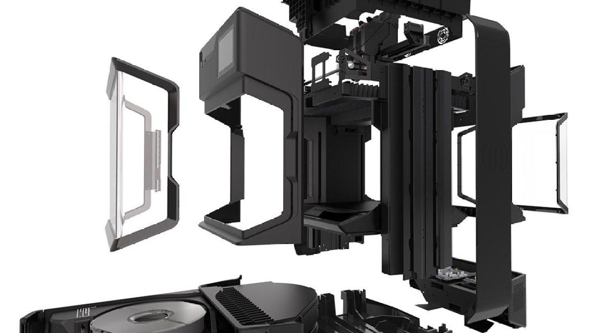 MakerBot Launches New Printer To Bridge The Gap Between Desktop and Industrial