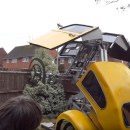 Building a Life-Size Bumblebee Transformer