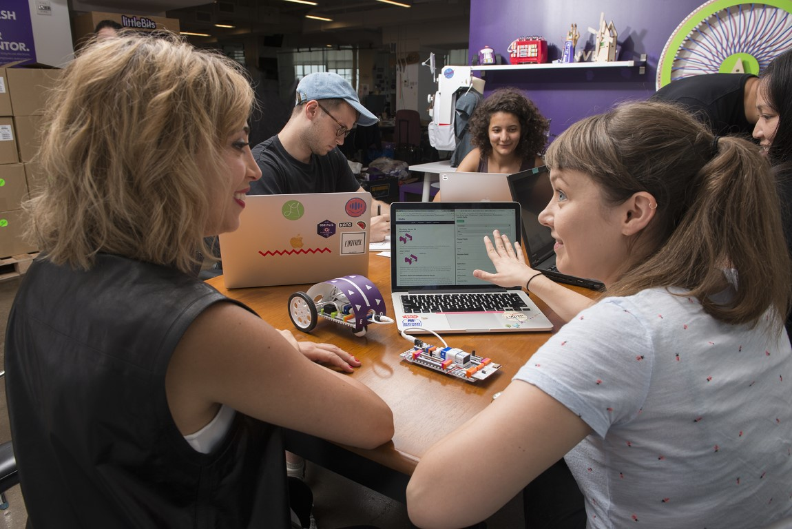 Littlebits Goes Big Ayah Bdeir Shares History And Lessons Learned Circuits 8085 Projects Blog Archive Ac Voltage Stabilizer Circuit Iot Expert