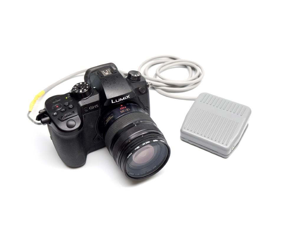 Hands Free Photography Foot Switch Iot Expert Pratyush39s Blog Line Tracker Tiny2313 Based Follower Robot
