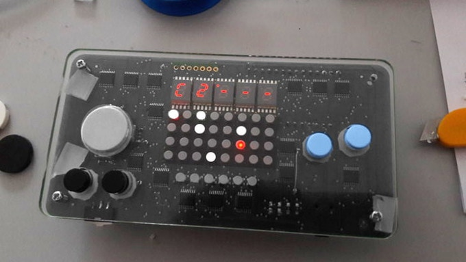 Cool Crowdfunding: Music Sequencing and Tiny Dev Boards