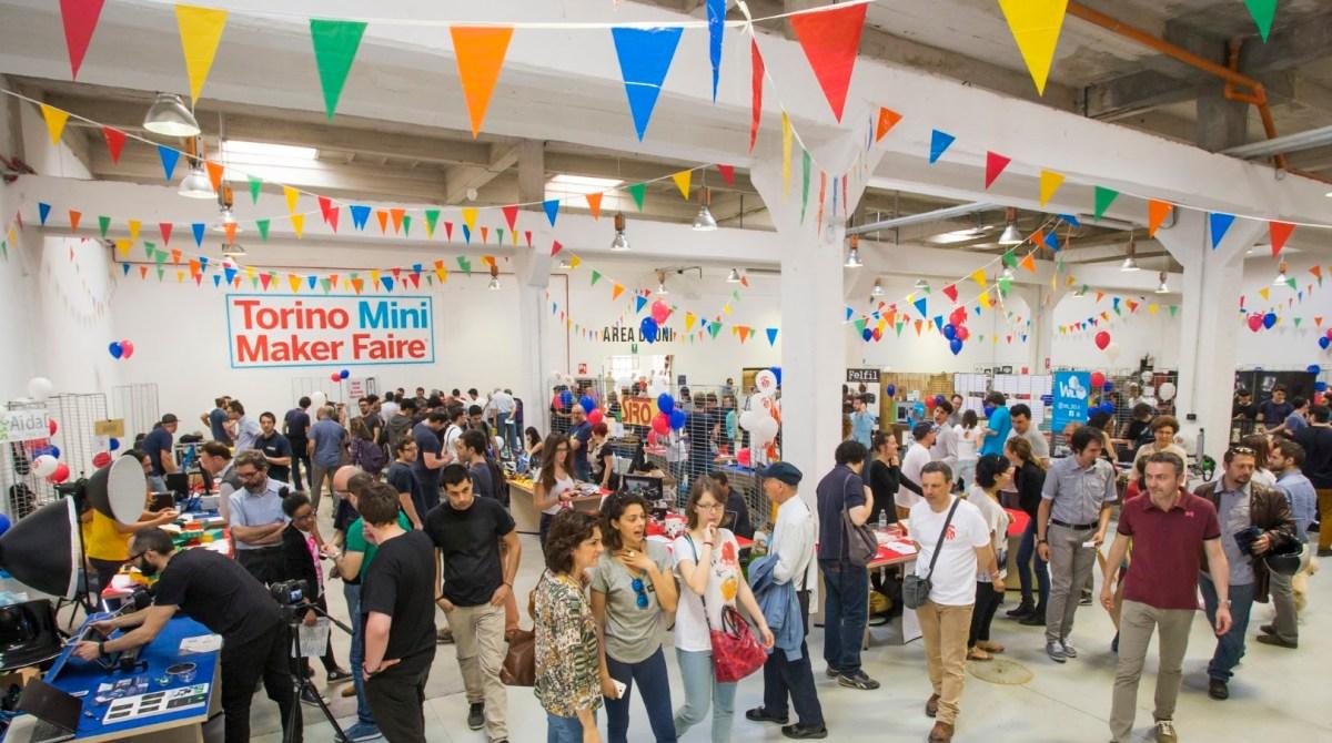 Explore The Circular Economy With The Torino Mini Maker Faire