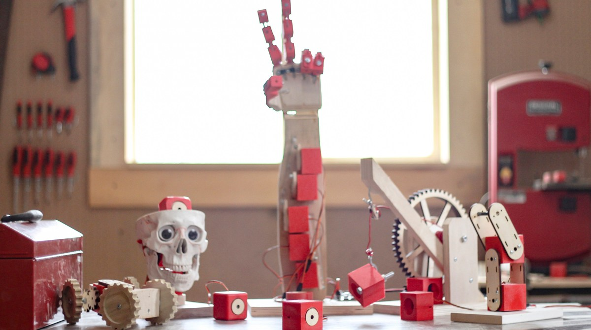 Experience The Freshest Startups At Maker Faire Bay Area