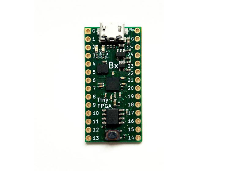 TinyFPGA BX | Make: DIY Projects and Ideas for Makers