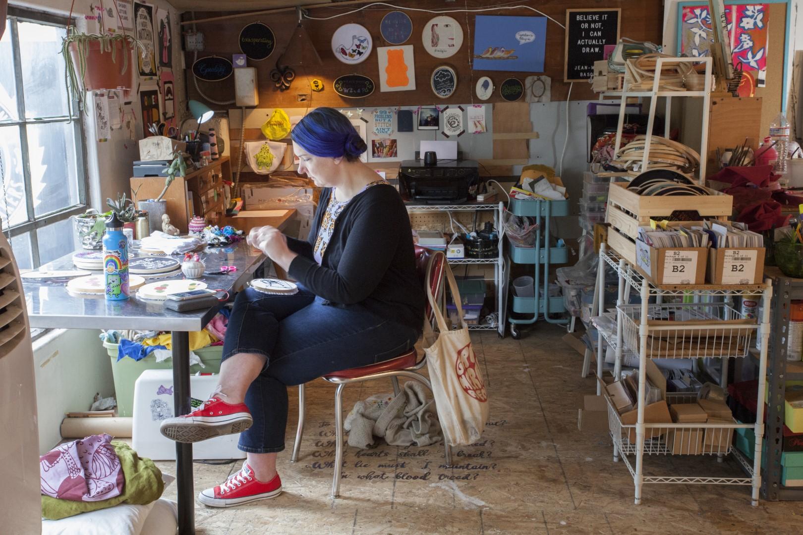 Makerspace Spotlight: Art Design Xchange in Portland Oregon