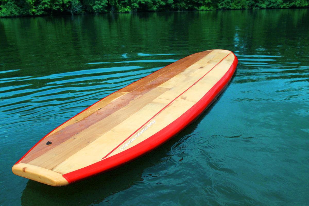 CNC Stand-Up Paddleboard