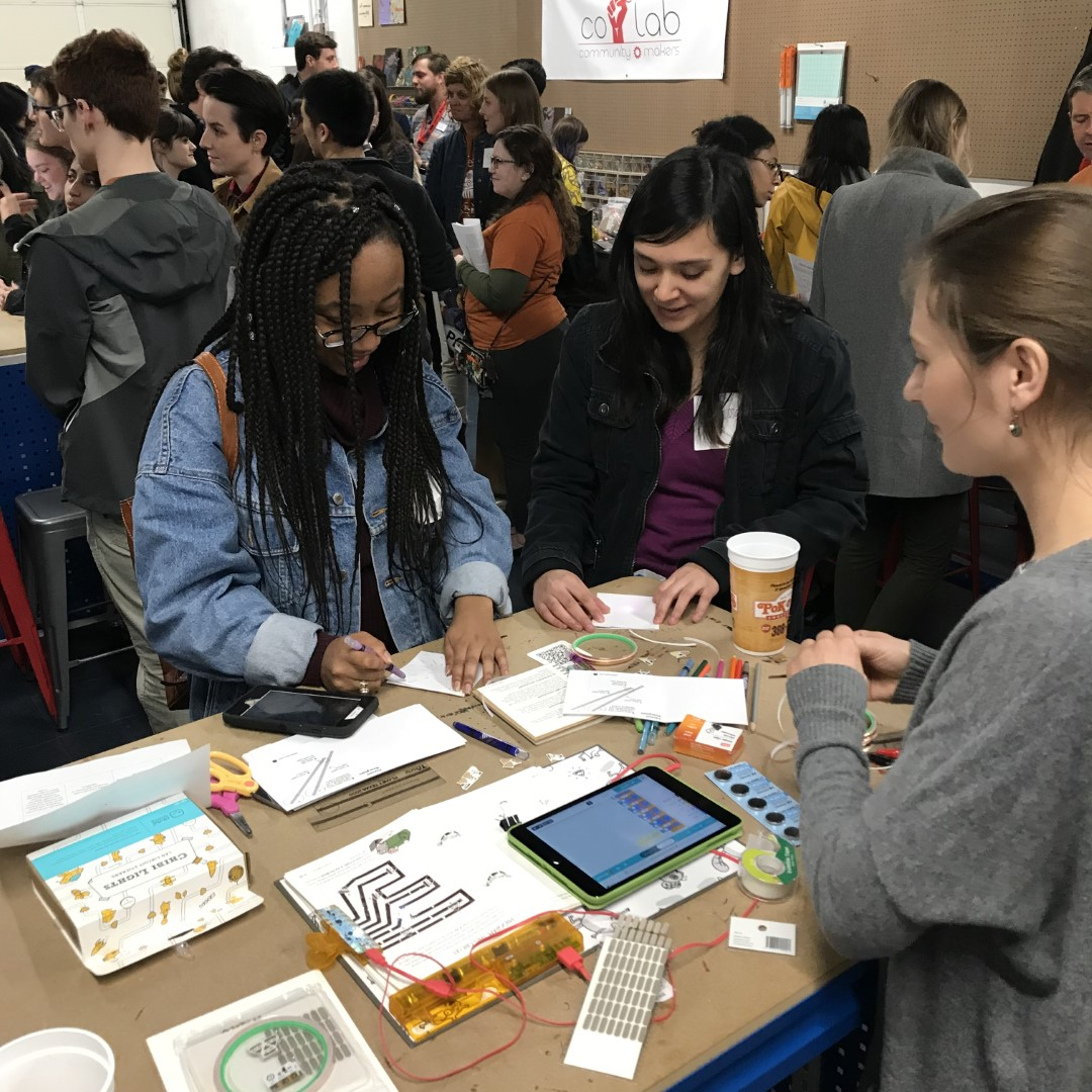 Makerspace Spotlight: Co.Lab // Community Makers in Austin Texas