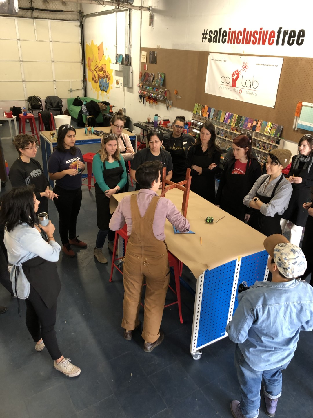 Makerspace Spotlight: Co Lab // Community Makers in Austin