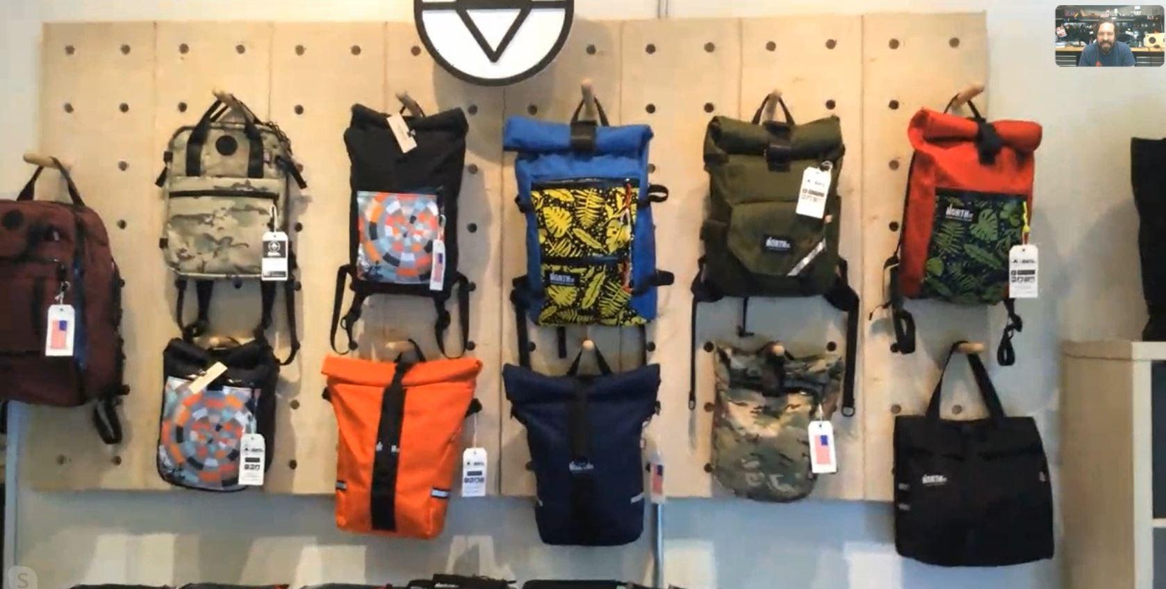 Maker Business Profile: North Street Bags in Portland Oregon