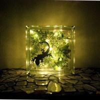 Easy Glass Block Night Light