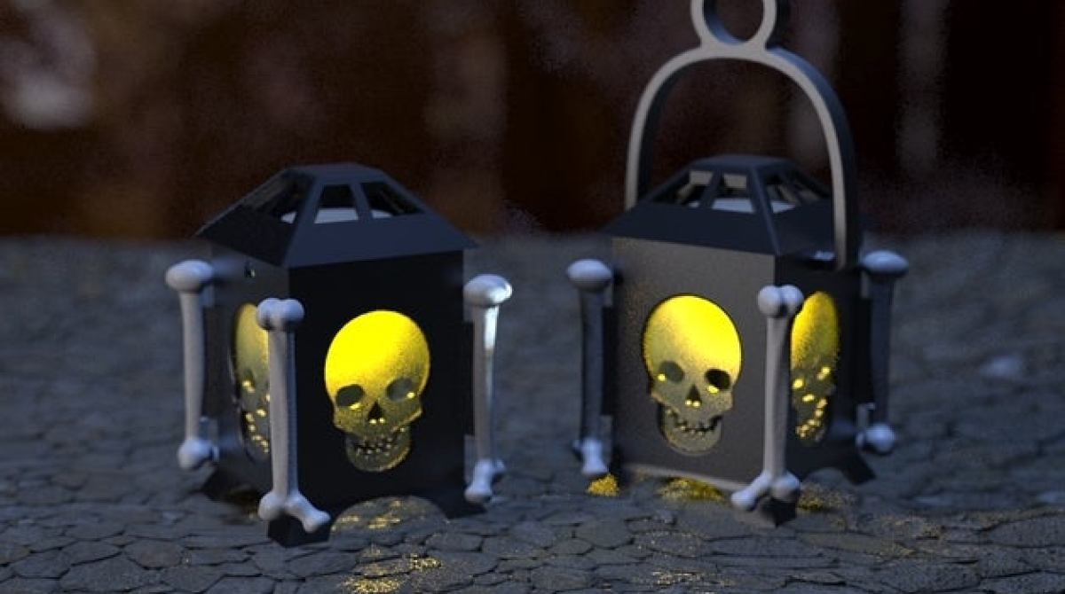 8 Last Minute 3D Prints To Spookify Your Halloween