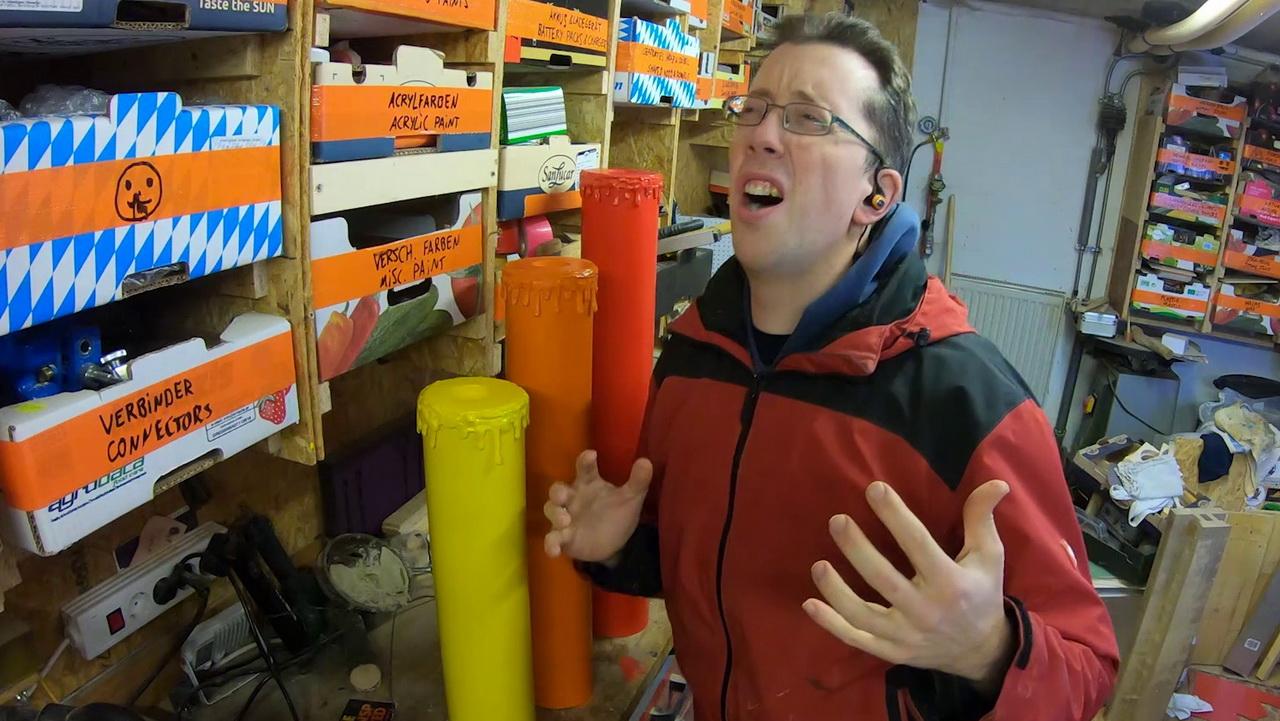 Maker Spotlight: Dominic Bender