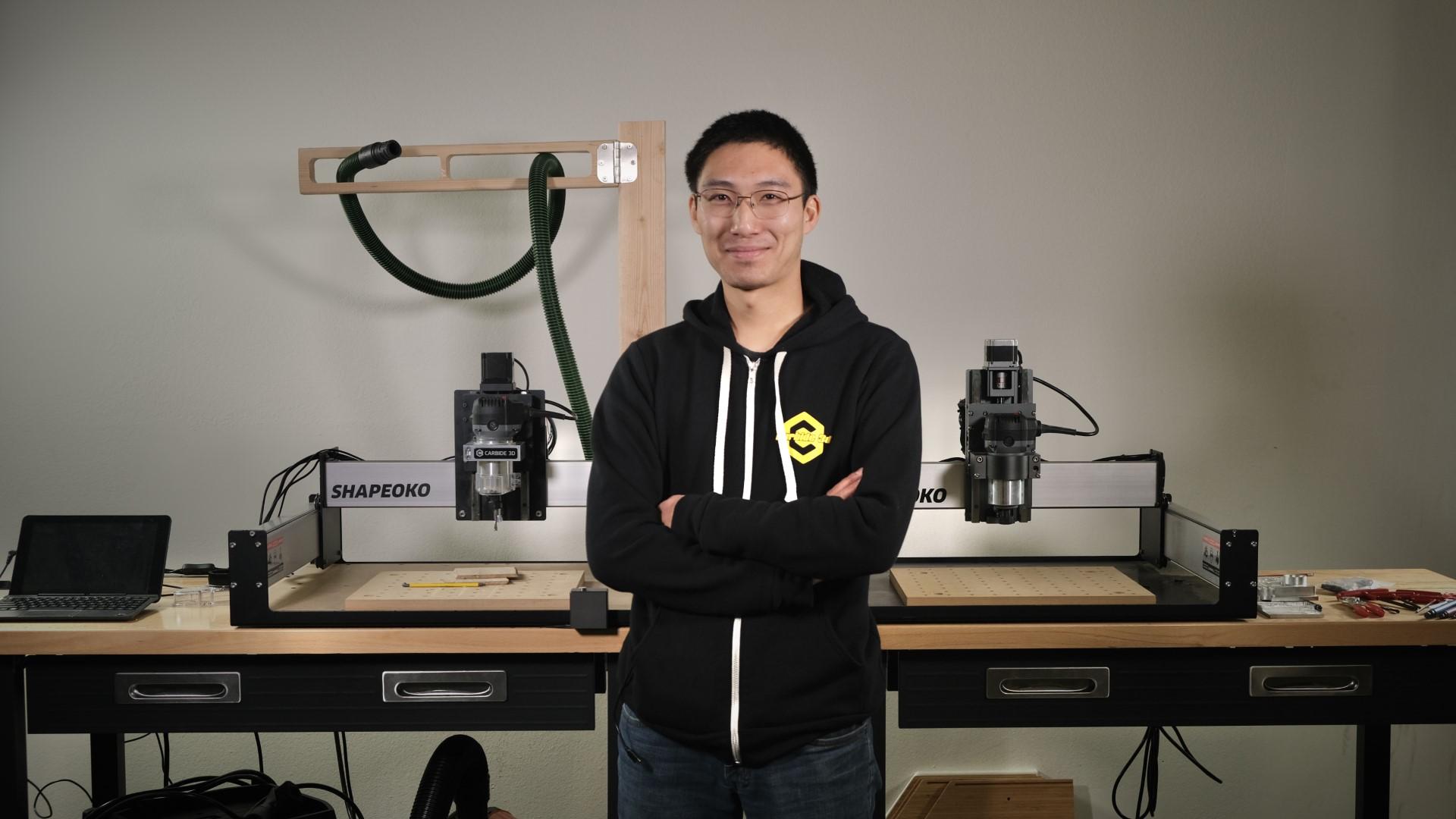 Maker Spotlight: Winston Moy