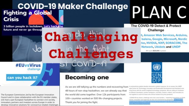 Challenging Challenges