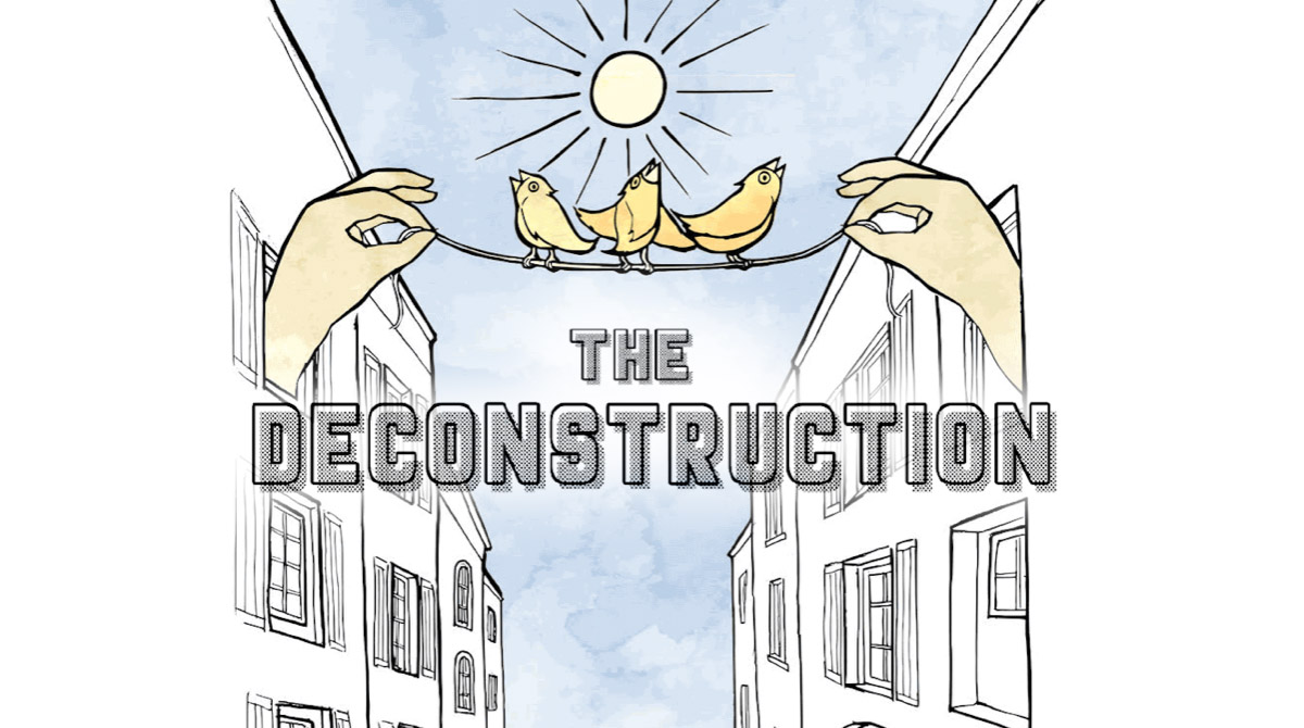 Get Creative In This World Wide Digital Build-off: The Deconstruction