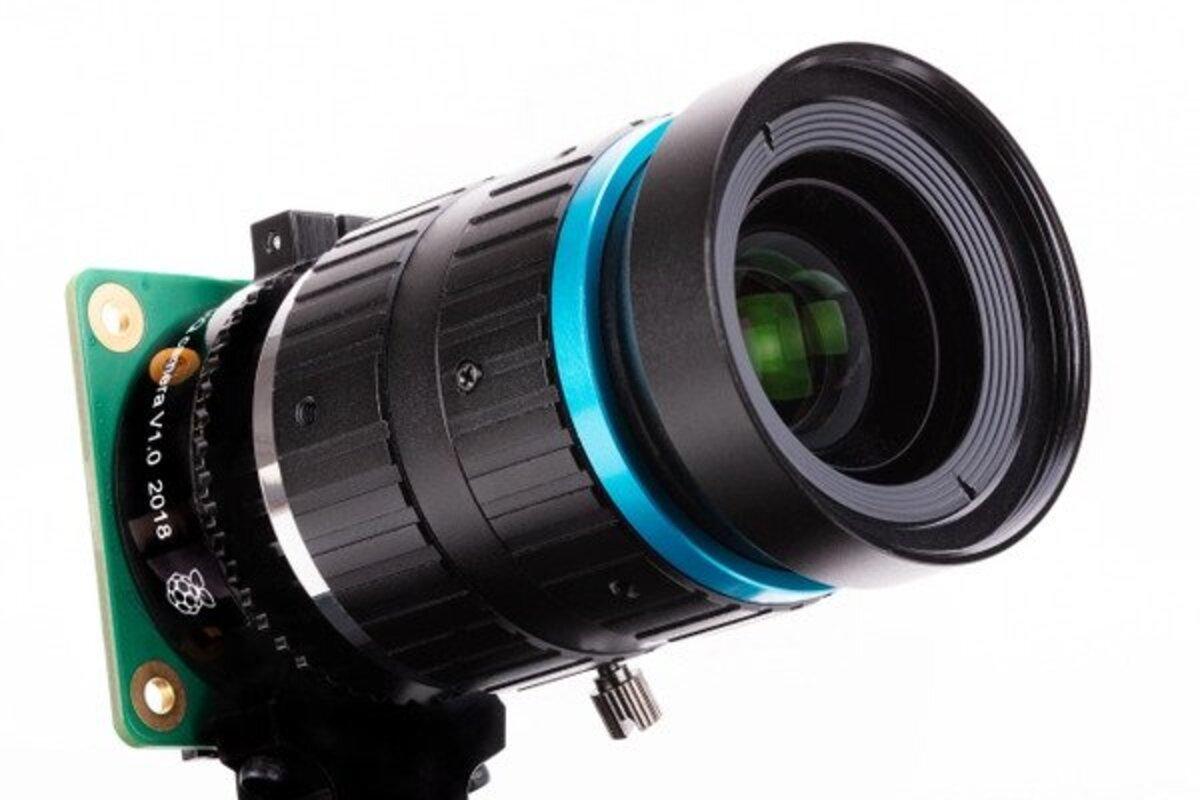 Raspberry Pi Gets High Quality Camera Upgrade