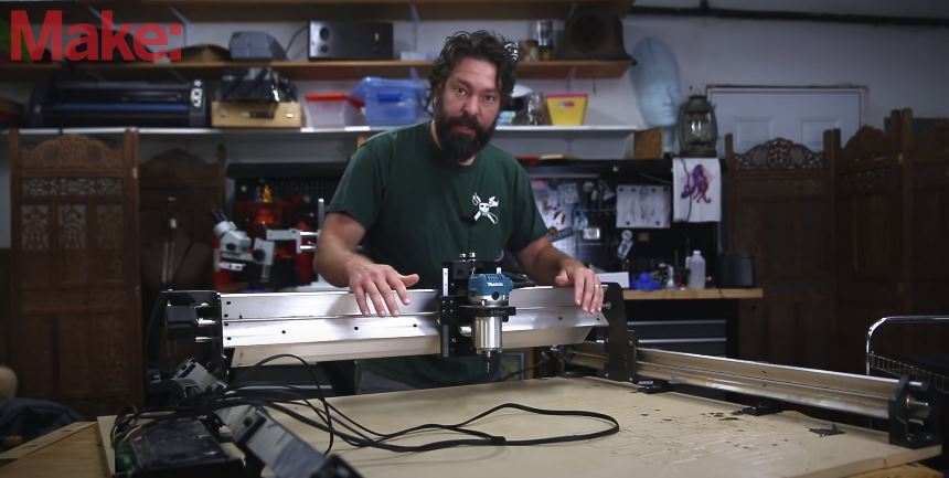 First Look: The Sienci Long Mill Benchtop CNC Router