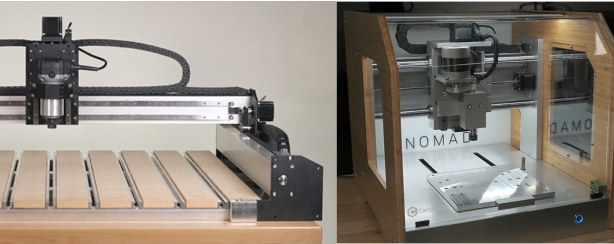 Carbide3D Announces the Nomad3 and Shapeoko Pro