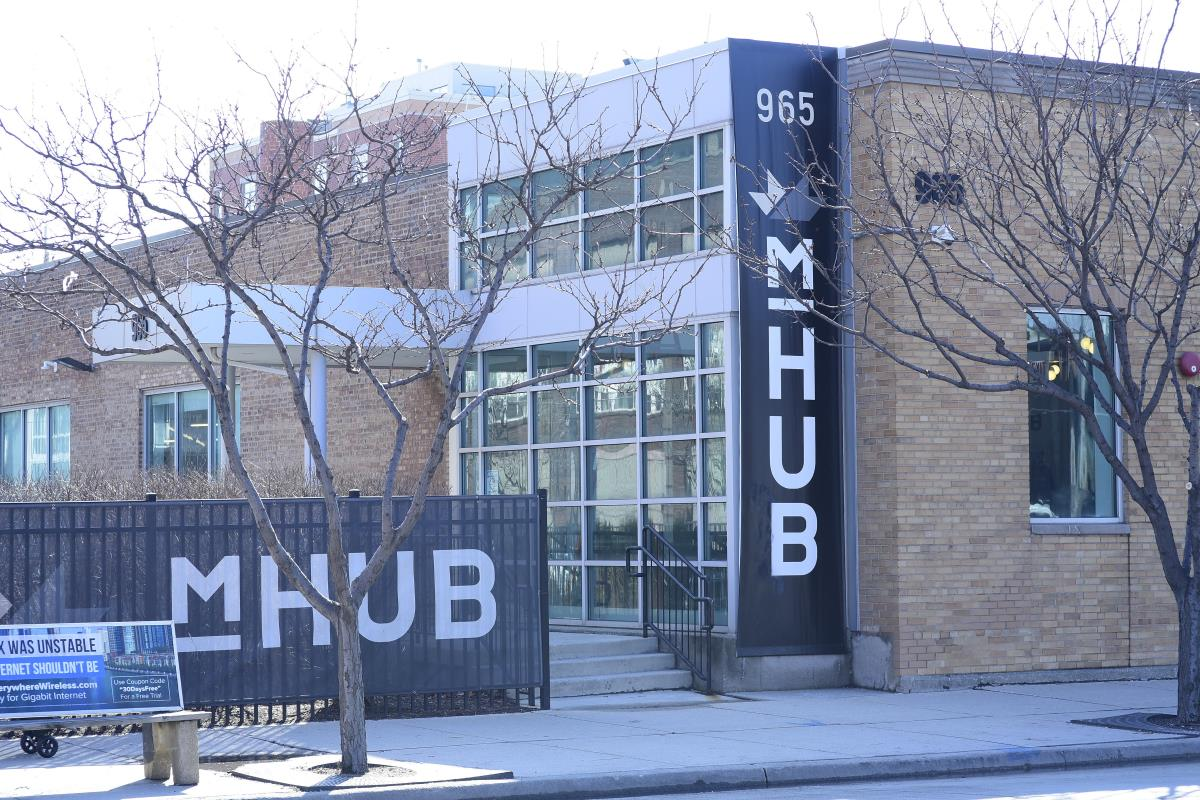 Make:cast – Matching Talent to Opportunity at mHUB Chicago