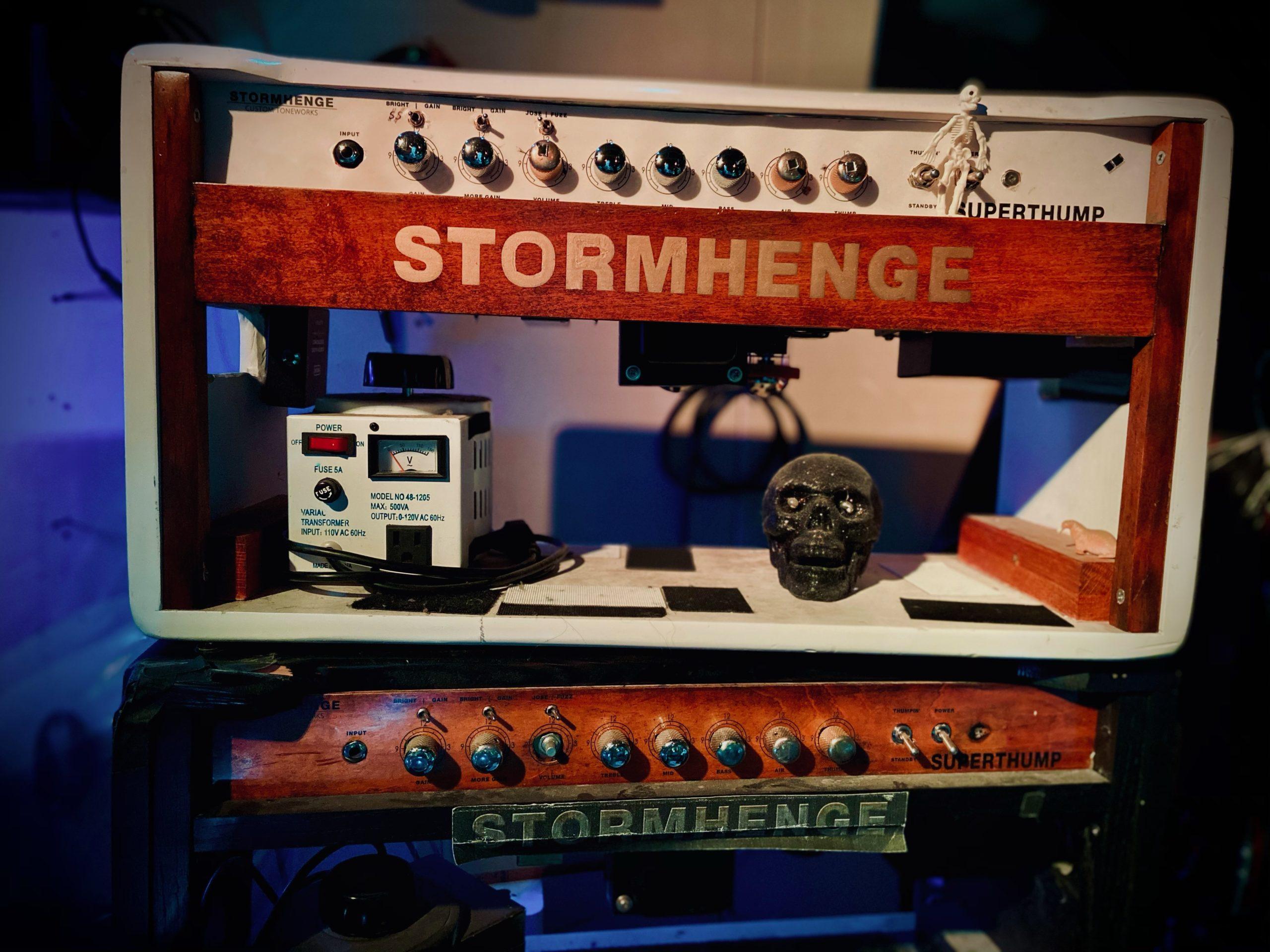 """Building a  """"Brown Sound"""" Amplifier Inspired by Eddie Van Halen"""